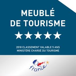 Meublé de Tourisme-2018