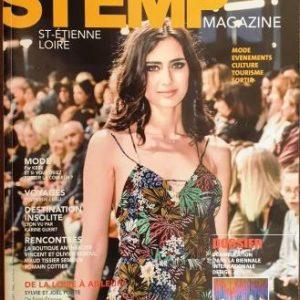 Magazine Stemp