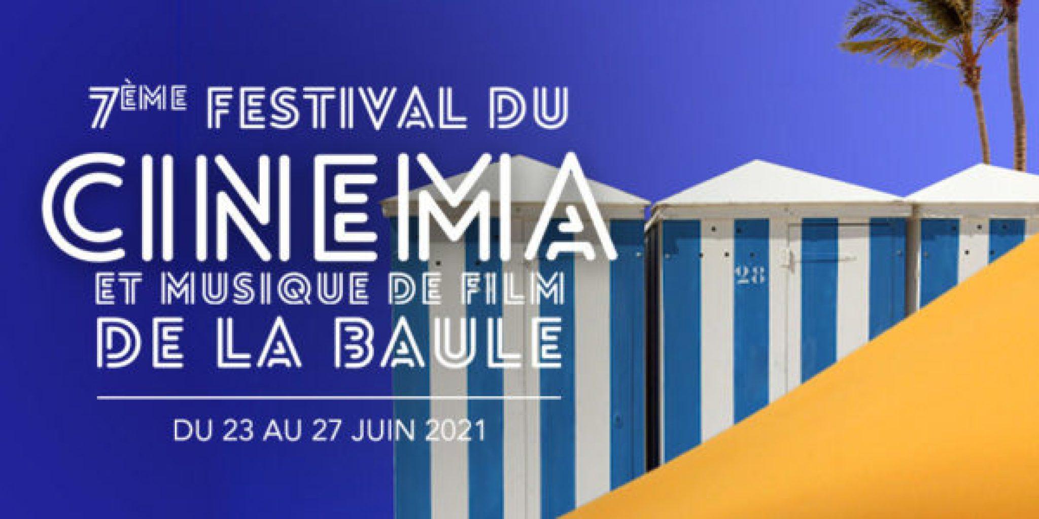 affiche festival du cinéma de La Baule
